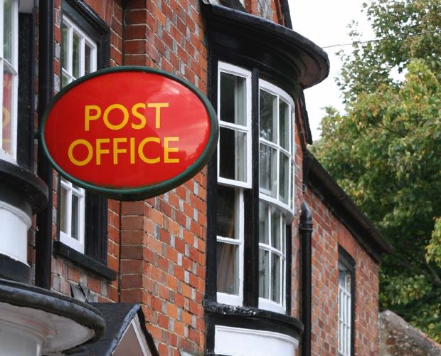 Post Office funding crisis